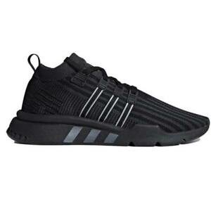 huge discount ef0e2 a9dca Details about Shoes Eqt Support Mid Adv Pk adidas Black Men