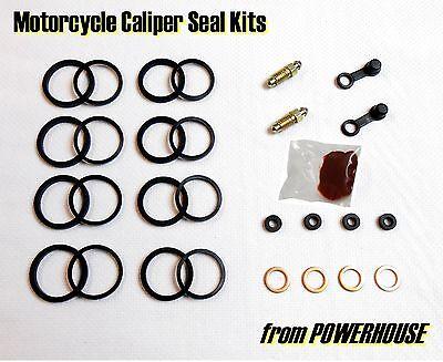 Front Brake Caliper Seal Repair Kit Yamaha FJ 1100 1200 XJ 600 750 900 FZX 750