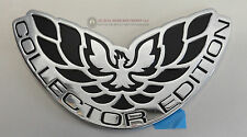 02 Trans Am CETA Collector Edition Door Emblem Ornament NEW GM