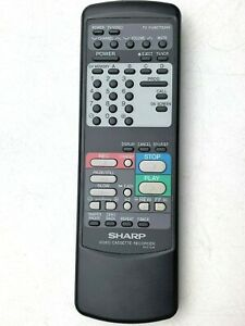 Sharp-G0573GE-Remote-Control-for-VC8870-VC-8870U-VC-H870-VC-H870U-VC-H890C