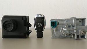Reparatur-Lenkradsperre-ELV-Mercedes-W212-W207-W204-EZS-A2045455732-A2045458132