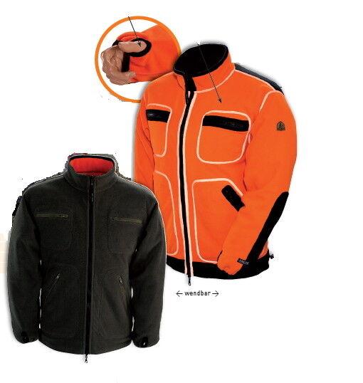 Farm-país Ashford chaqueta inflexión chaqueta caza  chaqueta caza vellón Safety  ventas al por mayor