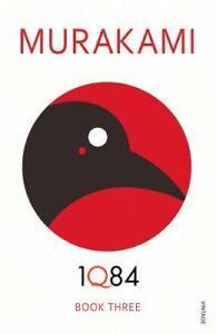 1Q84-LIBRO-3-di-HARUKI-MURAKAMI-LIBRO-TASCABILE-9780099549055-NUOVO