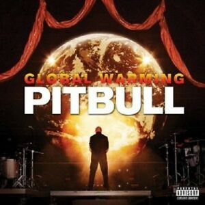 Pitbull-global-warming-Deluxe-version-CD-16-tracks-international-pop-NEUF