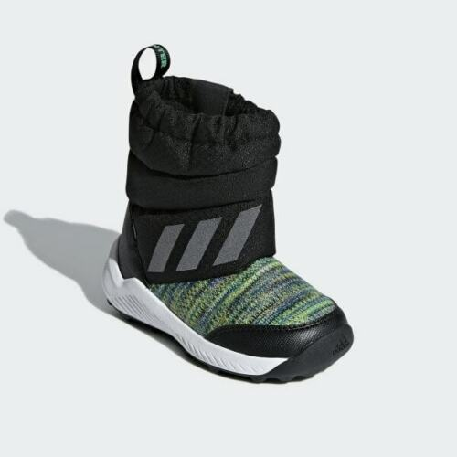 Adidas Rapidasnow Beat the Winter Infant Boots AH2606 Warm Padded Shoes