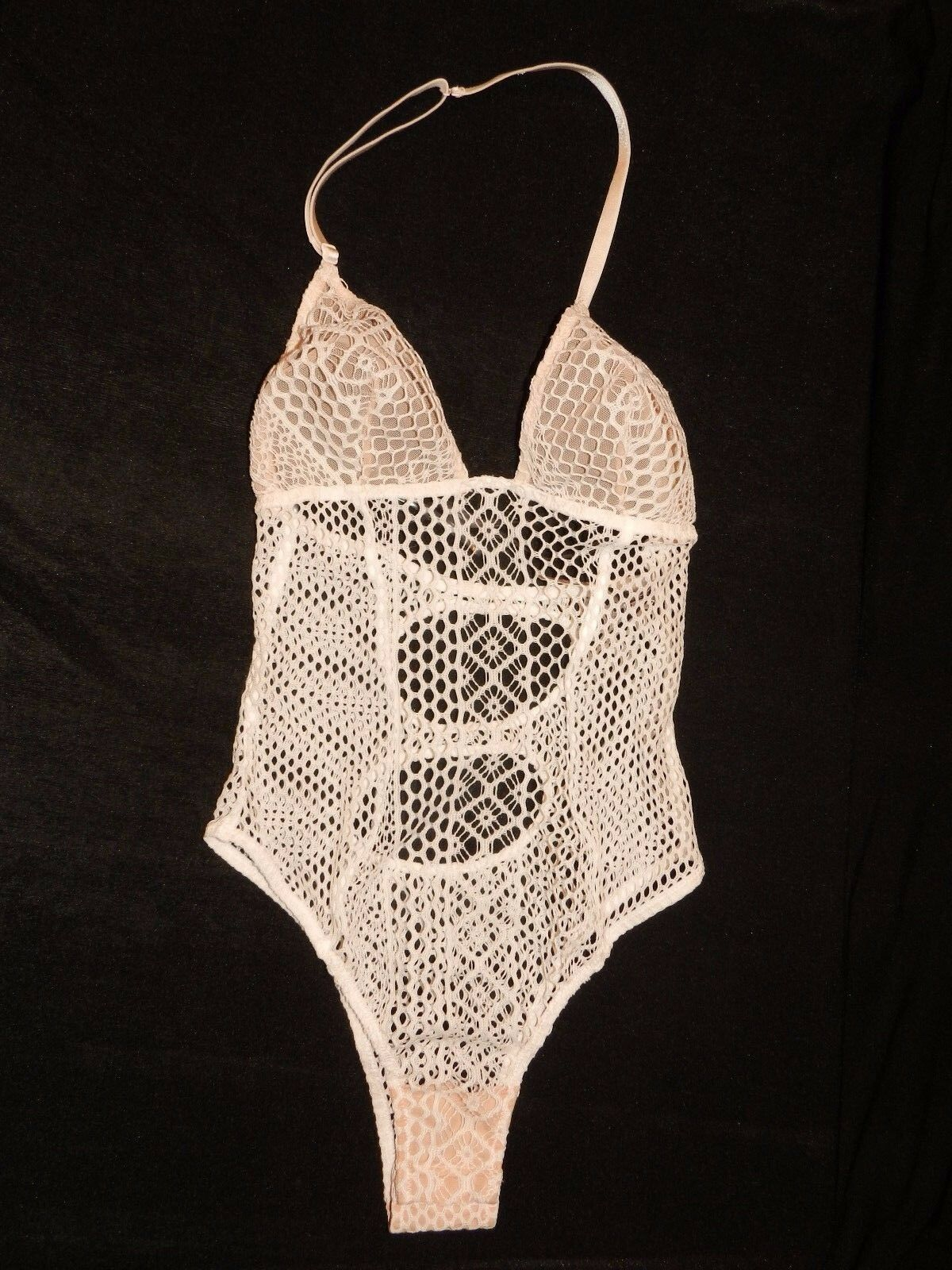 Victorias Secret Very Sexy Bathing Swimsuit Bodysuit Small NWT Birthday Gift
