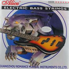 Cuerdas de acero, cuerdas, Cuerdas de guitarra para E-BAJO medio