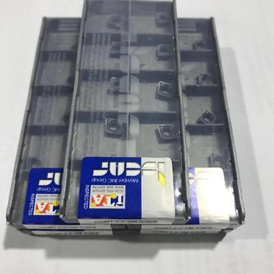 ISCAR CCMT060208-SM IC928 CCMT2-2SM IC928 Carbird Inserts 10pcs