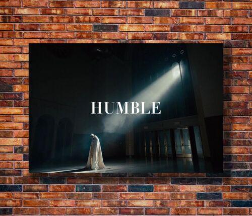 Hot Fabric Poster Kendrick Lamar Rap Rapper 36x24 30x20 40x27inch Z2997
