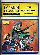 Alessandro Dumas # I TRE MOSCHETTIERI # Edizioni Inteuropa # Anni '70