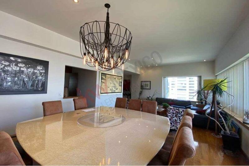 Departamento en Renta Resd. Pedreña Lomas Country Club $38,000.00 (mantenimiento. inclu...