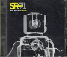 Now You See Inside by SR-71 Music CD 2000  RCA