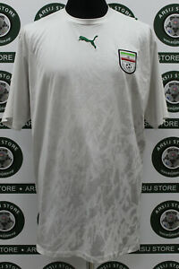 Maglia-calcio-IRAN-TG-XL-shirt-trikot-maillot-jersey-camiseta