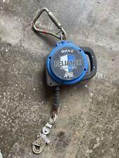 Reliance Skyloc Ii 20 Srl Self Retracting Lanyard For Carabiner Safety Harness