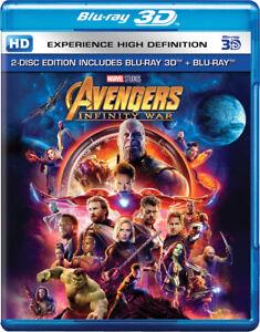 Avengers-Infinity-War-Blu-ray-3D-Blu-ray-Region-Free-Two-Disc-NEW