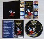 CD (NO BOX SANS BOITIER) LE DISQUE D'OR DES FILMS DE WALT DISNEY 23 TITRES VO