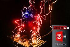Virtual DJ 8 Pro Mac Windows Licensed All Controllers & 4GB of Free DJ Tools DVD