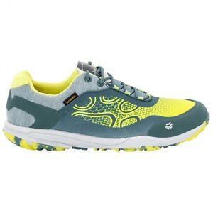 Details zu Damen Laufschuhe Jack Wolfskin Sportschuhe Outdoor Trailfitness Schuhe Gr 39 NEU
