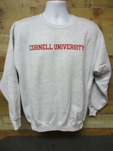 Vintage CORNELL University NY Collectible Sweatshi