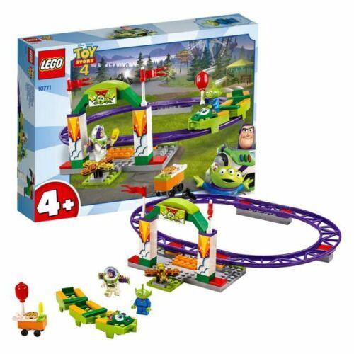 Lego 10771-Toy Story 4 Carnaval Thrill Coaster Buzz Lightyear