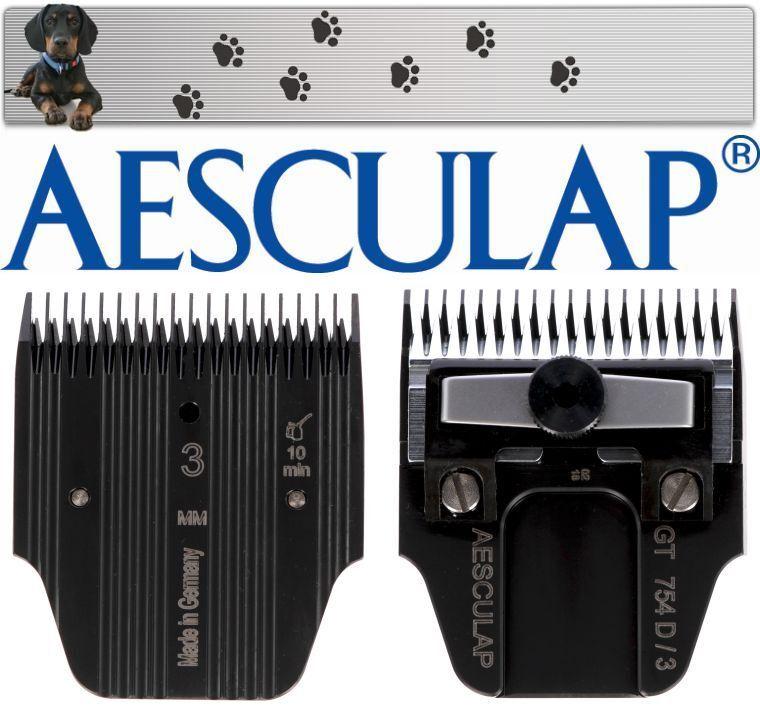 Aesculap Favorita Cabezal con Dlc Capa 3mm Especial Edition