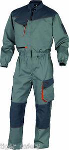 Delta-Plus-Panoply-DMCOM-D-Mach-Light-Grey-Work-Overalls-Coveralls-Boilersuit