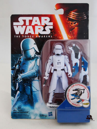 Figurine Hasbro STAR WARS The Force awakens SNOWTROOPER First order Figure