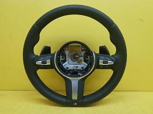 2018-BMW-1-Series-M140i-F20-F21-Multifunction-Paddle-Shift-Steering-Wheel
