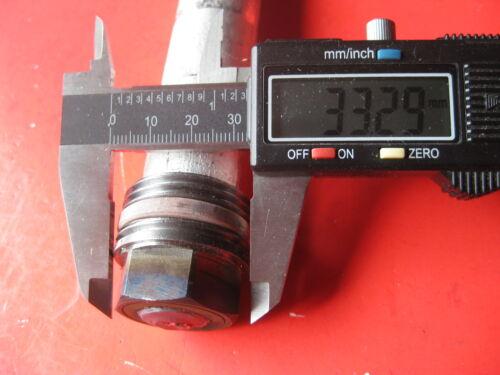 "Magnesium Anode 1 /"" 700 x 26 mm Memory Buderus Sacrificial Vaillant"