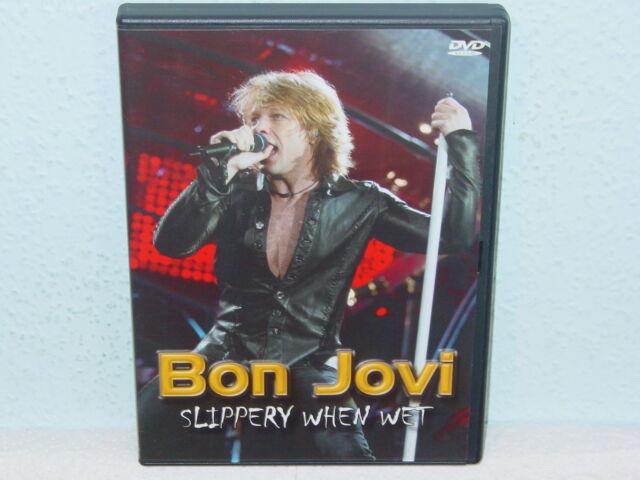 "*****DVD-BON JOVI""SLIPPERY WHEN WET""-2003 Falcon Neue Medien*****"
