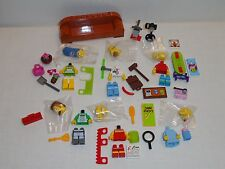 NEW LEGO 71006 Simpson's House Couch & Mini Figures Homer Marge Lisa Bart Maggie