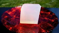 ULTRA CLEAR TRANSPARENT ORGANIC GLYCERIN MELT & POUR SOAP BASE 100% PURE 2 LB