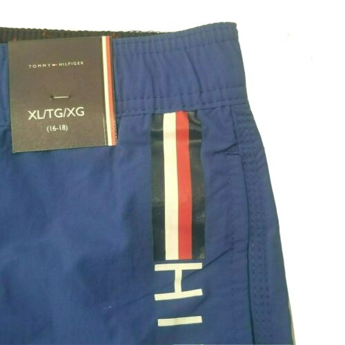 Details about  /Tommy Hilfiger Kids Swim Shorts Pool Trunks New