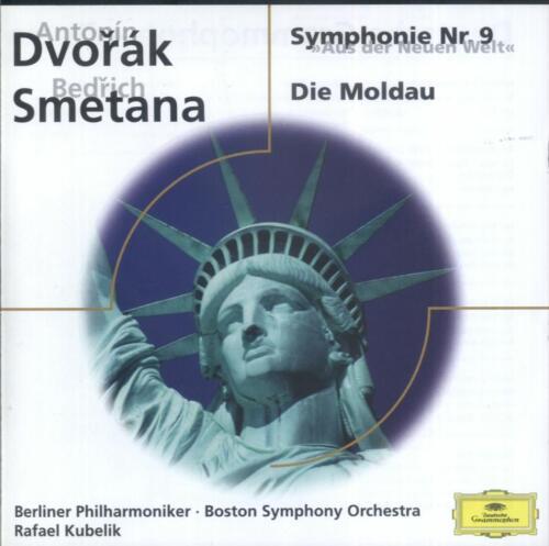 Rafael Kubelik - Dvorak: Symphonie No.9 (BP), Smetana: Die Moldau, Böhmen (BSO)