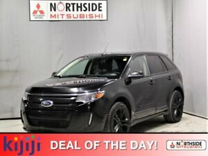 2011 Ford Edge AWD SPORT Leather,  Heated Seats,  Panoramic Roof,  Back-up Cam,  Bluetooth,  Remote Start,