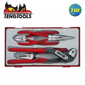 Teng-4pc-Mega-Bite-Plier-Set-TT440-Tool-Control-System