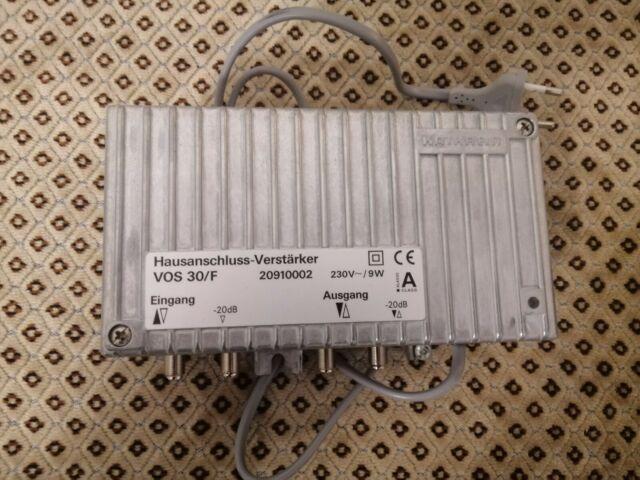 Kathrein Hausanschlussverstärker VOS 30/F