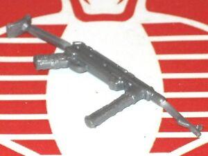 GI Joe g.i Stalker v2 RIFLE machine gun Vtg weapon 1989 accessory