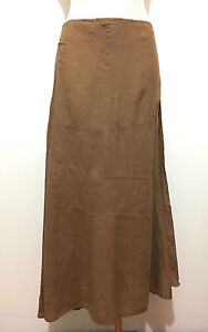 ROCCOBAROCCO-Gonna-Lunga-Donna-Cotone-Cotton-Woman-Long-Skirt-Sz-M-44