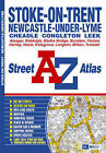 Stoke-on-Trent Street Atlas by Geographers' A-Z Map Co Ltd (Paperback, 2007)