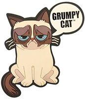 Grumpy Cat Pvc Embossed Refrigerator Magnet