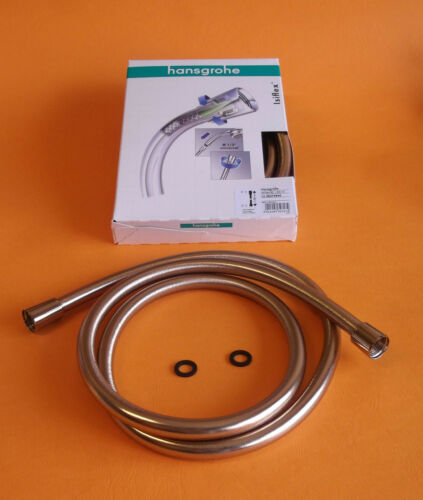 Hansgrohe Grohe Isiflex B Brauseschlauch messing edelmessing # 9398116