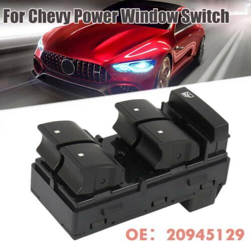20945129 Left Driver Side Window Switch for Chevrolet Silverado GMC Sierra 07-14