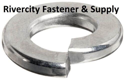 6mm Metric Stainless Steel Split Lock Washers 10 M6 Lockwashers A-2 18-8