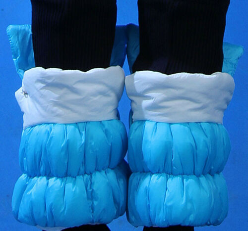 DMMD Dramatical Murder Seragaki Aoba Ren Cosplay Shoes Boots Covers Leg Warmer