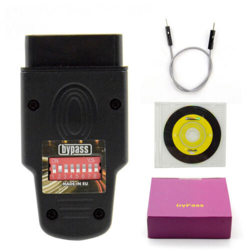 BYPASS ECU Unlock immobilizer Tool Immobilizer Bypass Immo ECU Chip Tunning