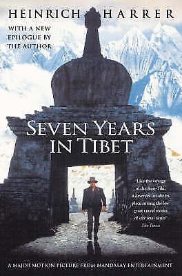1 of 1 - Seven Years in Tibet (Flamingo Modern Classics), Harrer, Heinrich, Very Good Boo