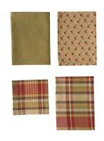 Park Designs Dish Towel Set heartfelt Three Dishtowels + One Dishcloth Kitchen