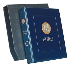 a2fca63697 Caricamento dell'immagine in corso Masterphil-Raccoglitore-per-monete-EURO -ITALIA-con-custodia-