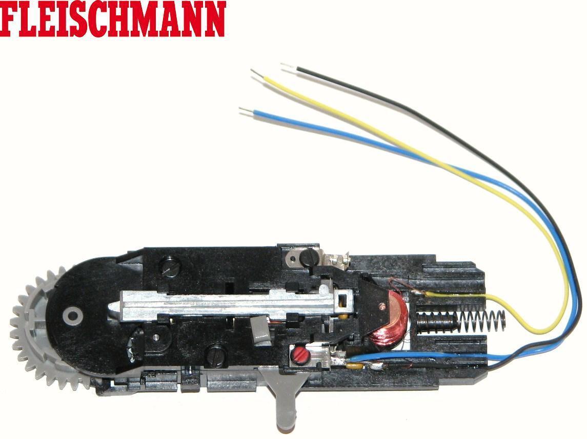 Fleischuomo n 05091521 attacco attacco attacco completo per N-Piattaforma girevole 9152c-NUOVO + OVP b68148